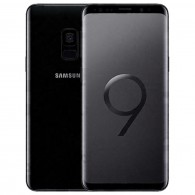 Samsung Galaxy S9 Midnight Black Dual Sim SM-G960F LTE 64GB 4G Unlocked UK
