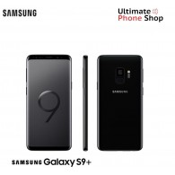 Samsung Galaxy S9+ Midnight Black SM-G960F LTE 64GB 4G Unlocked UK (Single Sim)