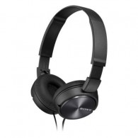 Sony MDR-ZX310AP Foldable On-Ear Headphones With 30mm- BLACK V
