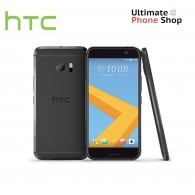 "HTC 10 CARBON GRAY UNLOCKED 32GB 4G LTE 5.2"" - BRAND NEW"