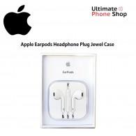 Genuine Apple Earpods with 3.5mm Headphone Plug Jewel Case Sealed Packaging V