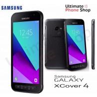 Samsung Galaxy Xcover 4 SM-G390F Black Sim Free Unlocked
