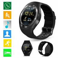 New SmartWatch Bluetooth RoundTouch Screen Y1 for Android & IOS