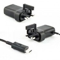 Genuine Nokia AC-20X Micro USB Mains Charger Travel Adapter UK Plug