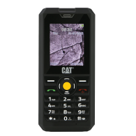 CAT B30 DUAL SIM BLACK UNLOCKED