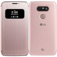 LG G5 Mesh Folio Case (PINK)