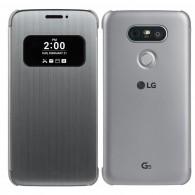 LG G5 Mesh Folio Case (SILVER)