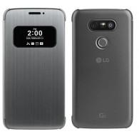 LG G5 Mesh Folio Case (TITAN BLACK)