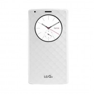 LG G4 Quick Circle Case White CFV-100