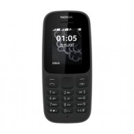 Nokia 105 - BLACK (Unlocked) (Single SIM) **2017 EDITION**