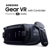 Samsung Gear VR Headset SM-R324 Glasses by Oculus + wireless controller 2017 Edition