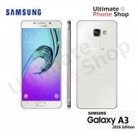 Samsung A3 2016 Edition 16GB White SM-A310F New