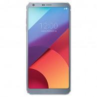 """LG G6 Astro Smartphone, Android, 5.7"""", 4G LTE, SIM Free, Ice Platinum"""