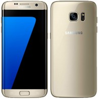 Samsung Galaxy S7 Edge 32GB Smartphone - Gold Platinum SIM Free/ Unlocked