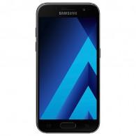"Samsung Galaxy A3 Smartphone (2017), Android, 4.7"", 4G LTE, SIM Free, 16GB - Black"