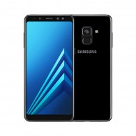 Samsung Galaxy A8 (2018) SM-A530F/DS 32GB Sim Free Unlocked Smartphone Black Dual Sim - New